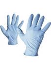 Ръкавици нитрил без талк ( пудра )  за хранителни производст